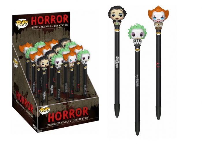 Horror - Długopisy w ciemno