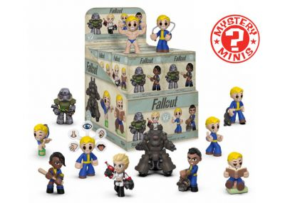 Fallout - Mystery Minis w ciemno 2