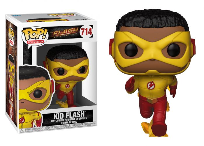 Flash - Kid Flash