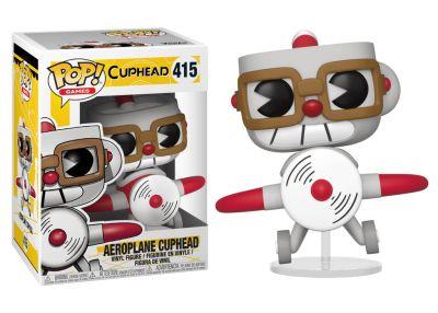 Cuphead - Aeroplane Cuphead
