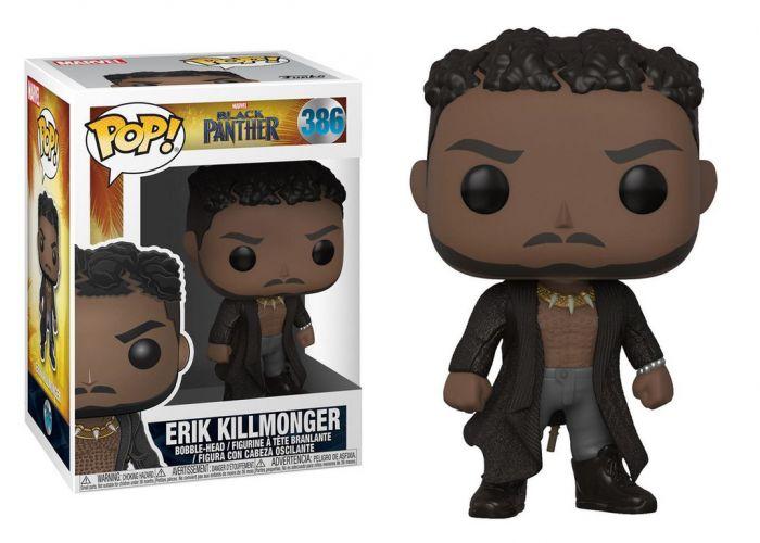 Czarna Pantera - Erik Killmonger 3