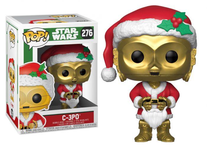 Gwiezdne Wojny - C-3PO (świąteczny)