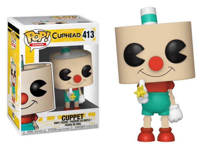 Cuphead - Cuppet