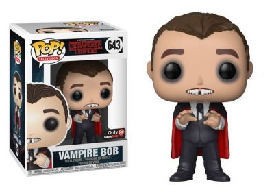 Stranger Things - Vampir Bob