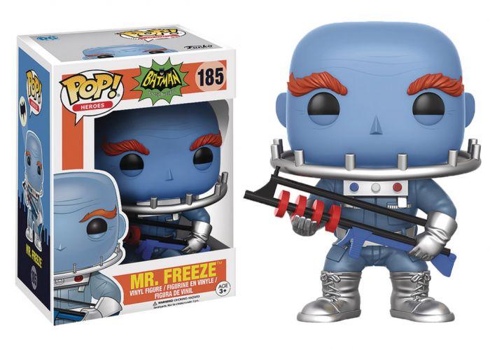DC - Mr. Freeze