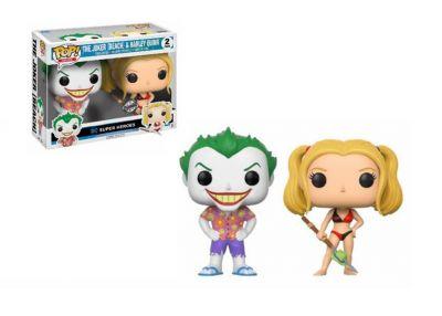 DC - Joker & Harley
