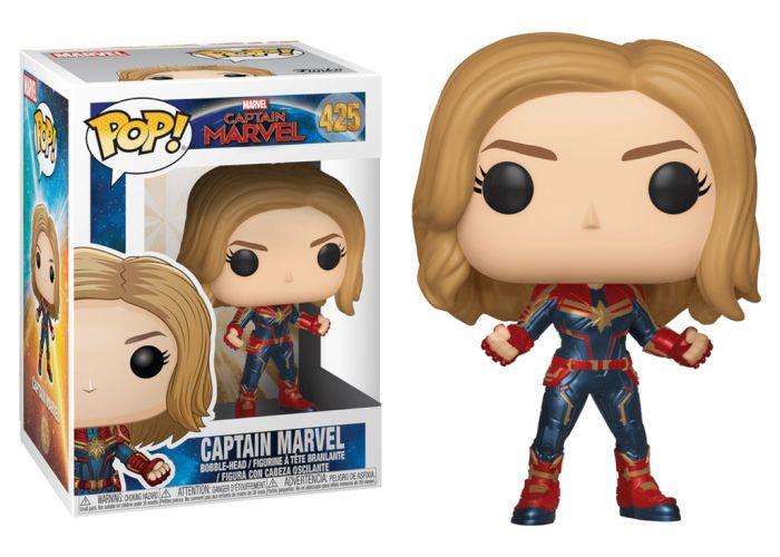 Kapitan Marvel - Kapitan Marvel