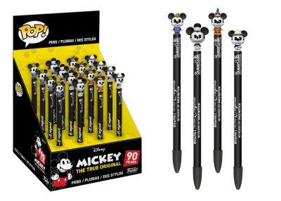 90lecie Myszki Miki - Długopisy w ciemno