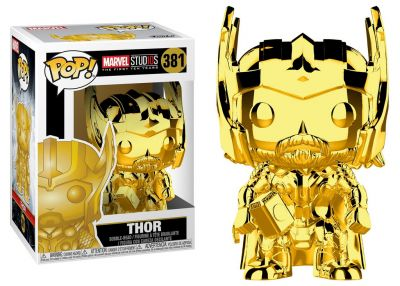 10lecie MARVEL - Thor (Chrome)