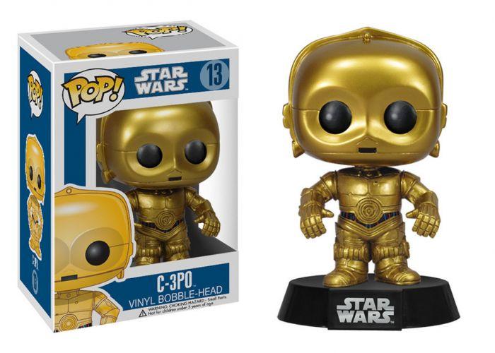 Gwiezdne Wojny - C-3PO 2