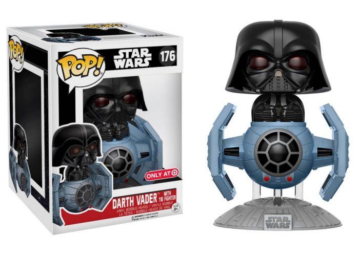 Gwiezdne Wojny - Vader w Tie Fighter