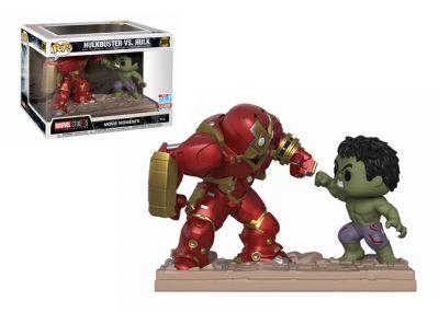 10lecie MARVEL - Hulkbuster & Hulk