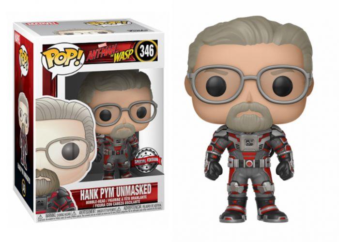 Ant-Man i Osa - Hank Pym 2