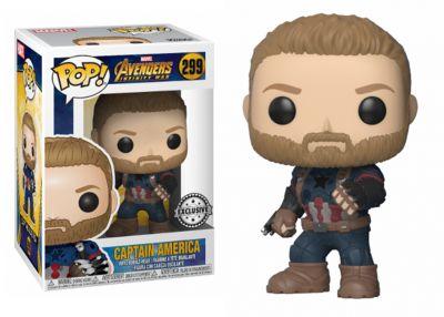 Avengers: Wojna bez granic - Kapitan Ameryka 2