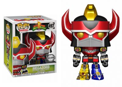 Power Rangers - Megazord