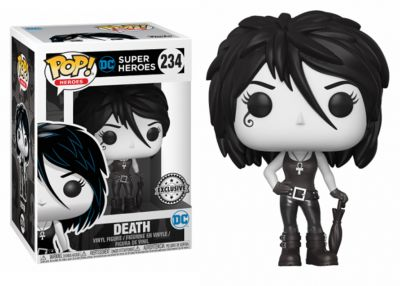 DC - Death