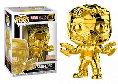 10lecie MARVEL - Star-Lord (Chrome)
