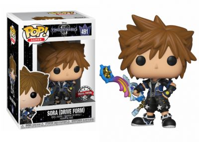 Kingdom Hearts - Sora 2