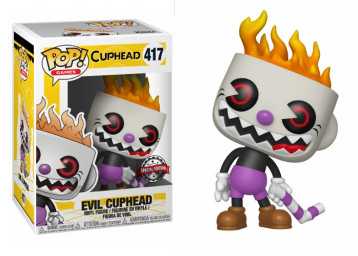Cuphead - Evil Cuphead