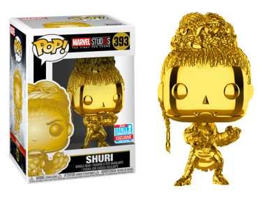 10lecie MARVEL - Shuri (Chrome)