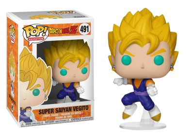 Dragon Ball Z - Super Saiyan Vegito