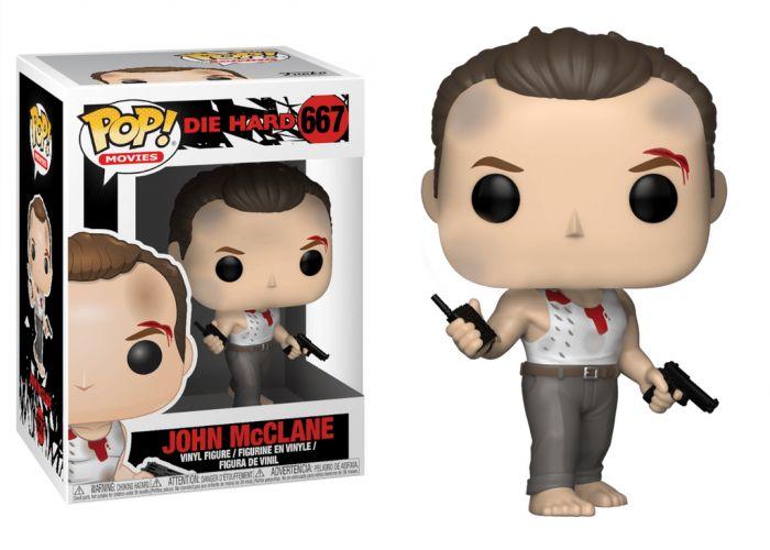 Szklana pułapka - John McClane