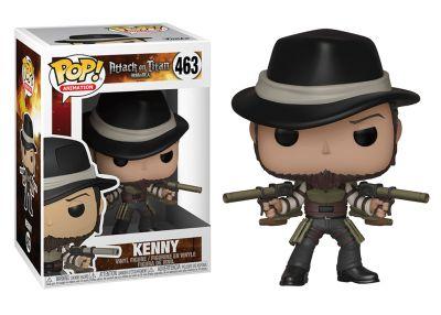 Atak Tytanów - Kenny