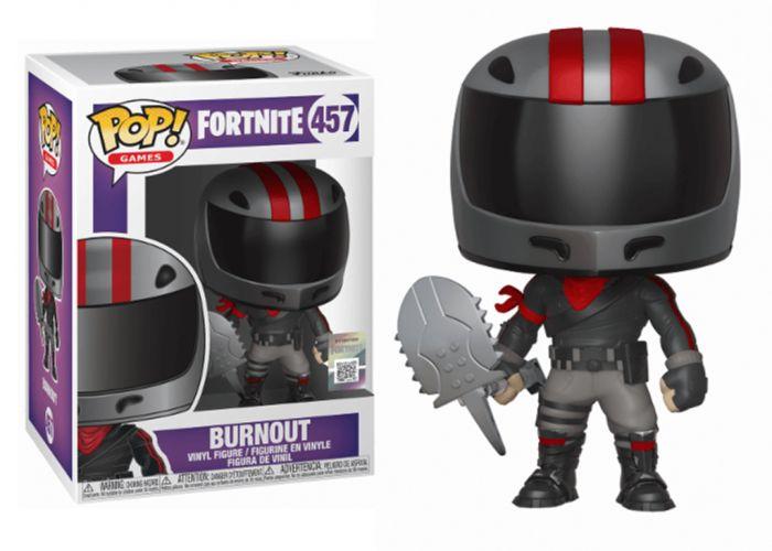 Fortnite - Burnout