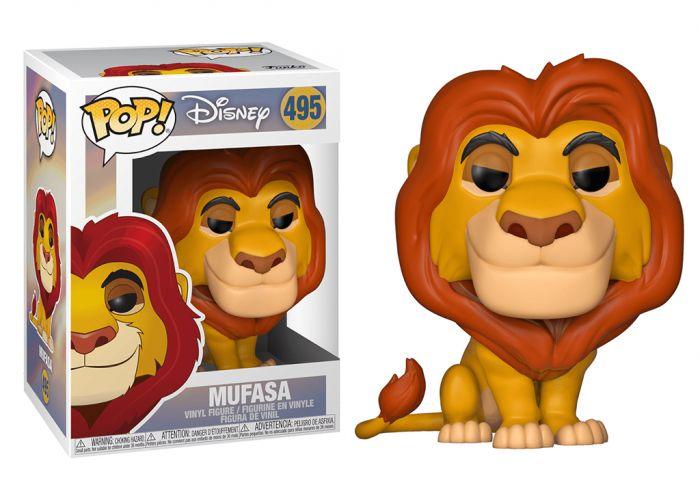 Król Lew - Mufasa
