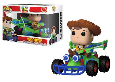 Toy Story 4 - Woody w RC
