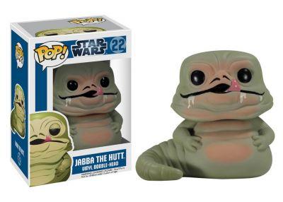Gwiezdne Wojny - Jabba