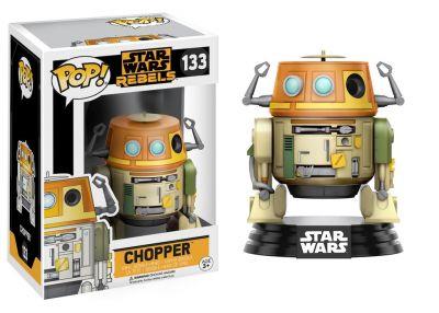 Gwiezdne Wojny: Rebelianci - Chopper 2