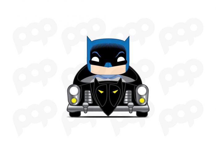 80lecie Batmana - 1950 Batmobile