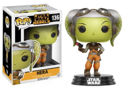 Gwiezdne Wojny: Rebelianci - Hera