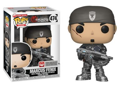 Gears of War - Marcus