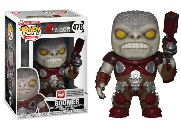 Gears of War - Boomer