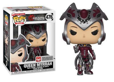 Gears of War - Queen Myrrah
