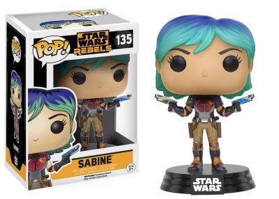 Gwiezdne Wojny: Rebelianci - Sabine