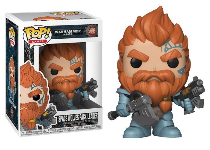 Warhammer 40K - Space Wolves Pack Leader