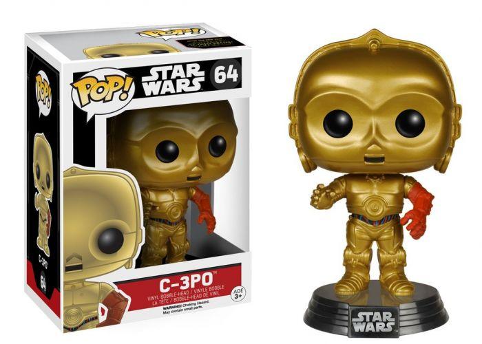 Gwiezdne Wojny - C-3PO