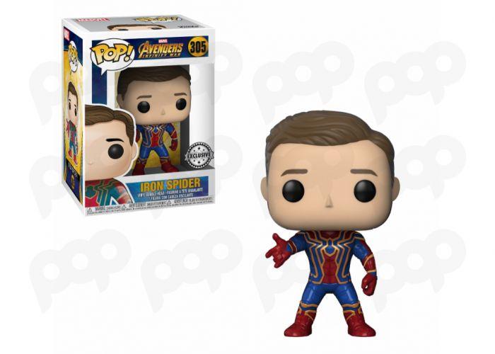 Avengers: Wojna bez granic - Iron Spider 2