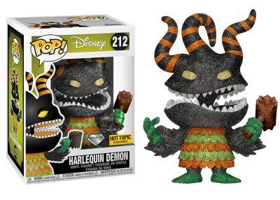 Miasteczko Halloween - Harlequin Demon 2