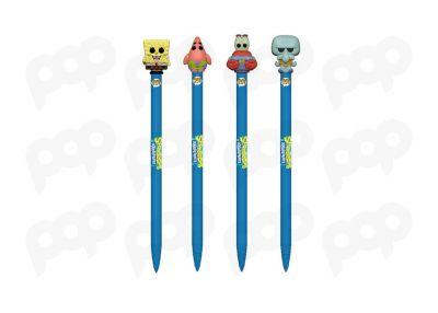 SpongeBob - Długopisy w ciemno
