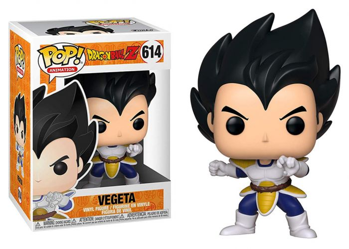 Dragon Ball Z - Vegeta 2