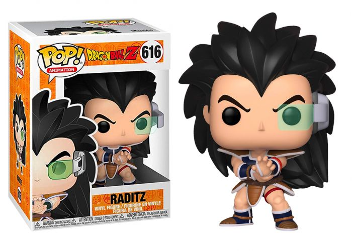 Dragon Ball Z - Raditz