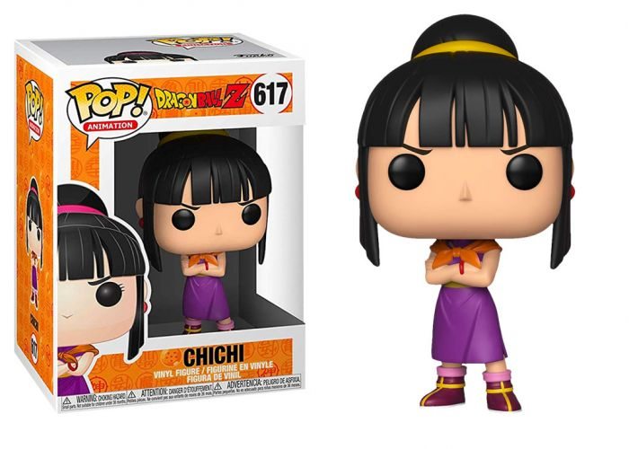 Dragon Ball Z - Chi Chi