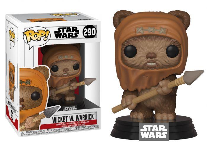 Gwiezdne Wojny: Powrót Jedi - Wicket W. Warrick