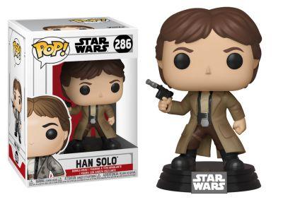 Gwiezdne Wojny: Powrót Jedi - Han Solo