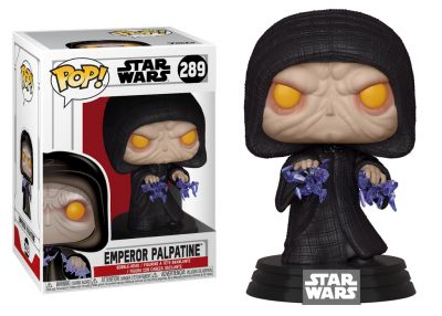 Gwiezdne Wojny: Powrót Jedi - Emperor Palpatine