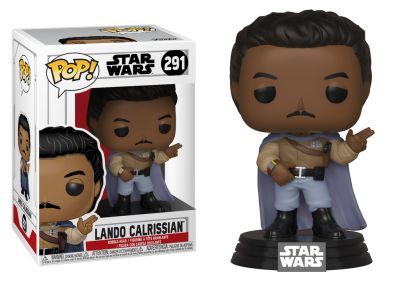 Gwiezdne Wojny: Powrót Jedi - Lando Calrissian